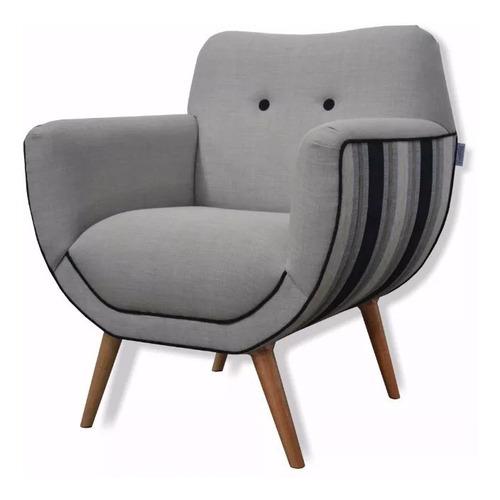 sillón góndola vintage retro nórdico original entrega rápida