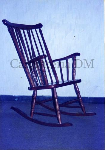 sillón hamaca, silla hamaca asiento anatómico/ carpinteriadm