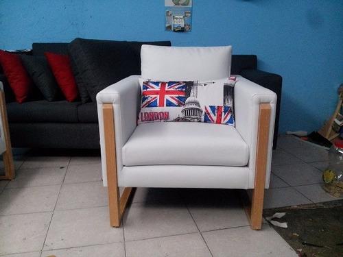 sillon individual barato, economico, salas, sofacama. sofa