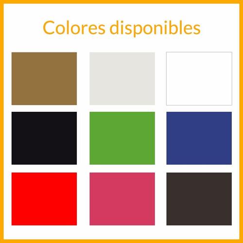 sillon individual c/ apoyabrazo tela chenille ecocuero color