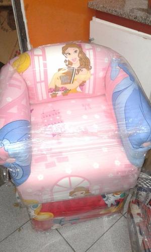 sillon infantil minie mickey reforzado varios diseños oferta