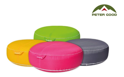 sillon inflable impermeable facil inflado pouf 2 avenli