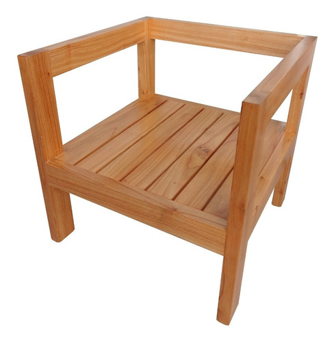 sillón jardín exterior