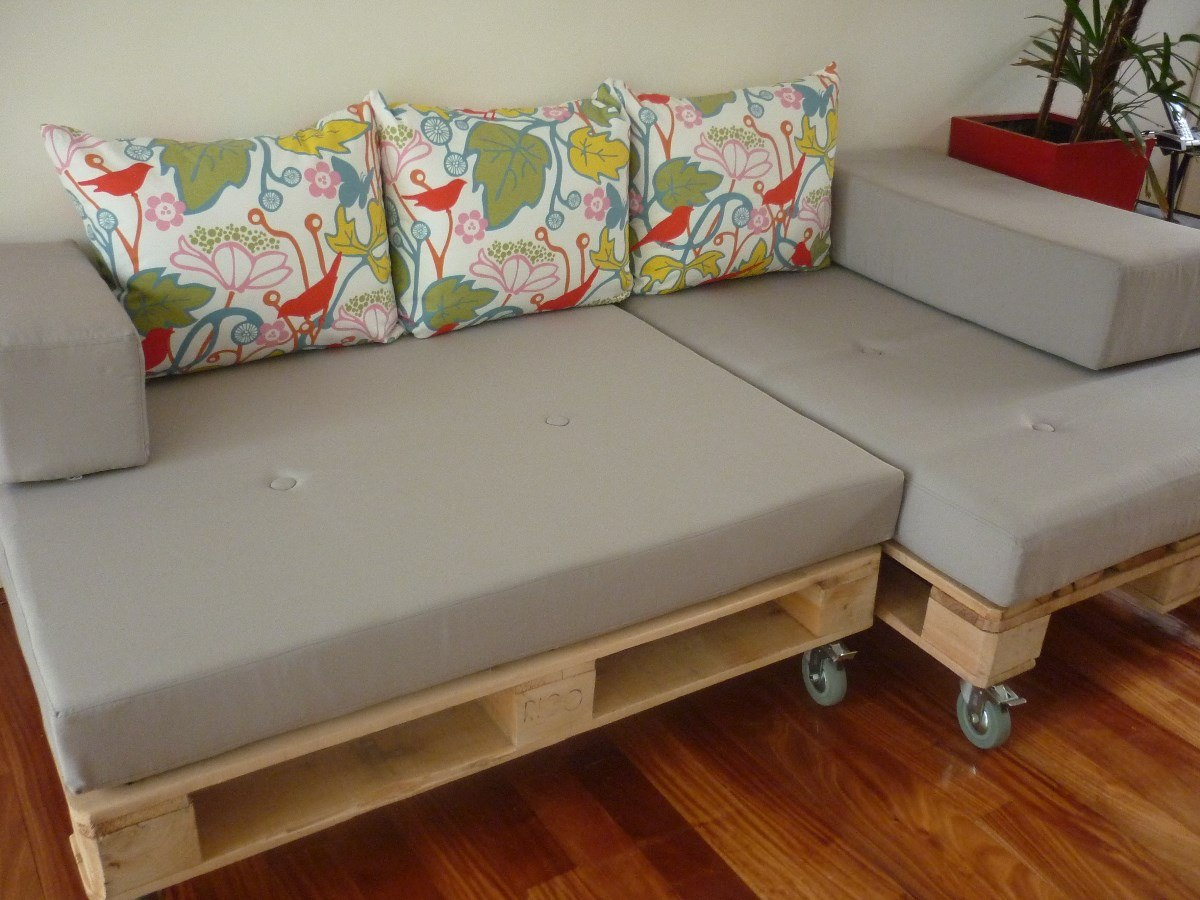 Sofa hecho con palets sof hecho con palets with sofa hecho con palets cool sofs hechos con - Sillon hecho con palets ...