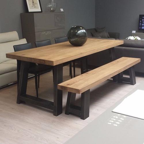 sillón madera. banco mesa hamaca mueble tv pizarrón corcho
