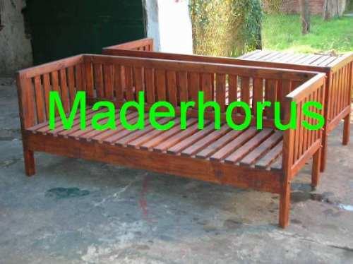 sillon maderhorus tv 140 camastros jardin madera