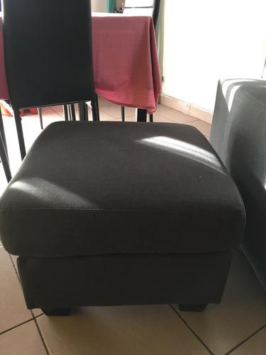 sillón más puff