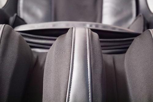 sillón masajeador caliber copérnico 3d sistema l & bluetooth