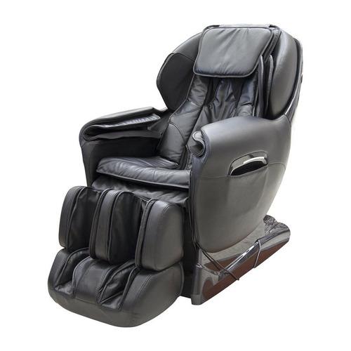 sillón masajeador negro