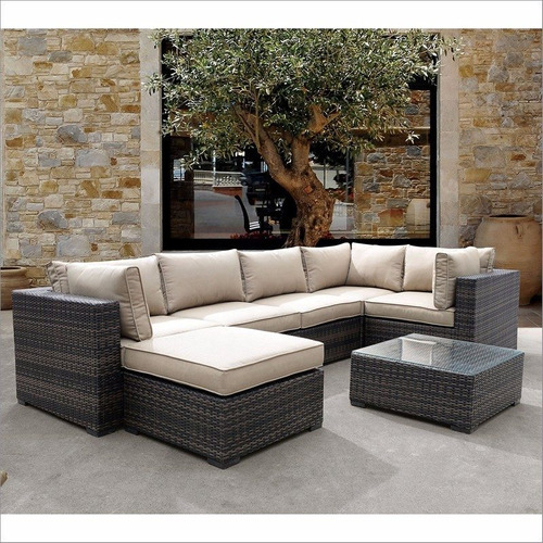 sillon medio para exterior bocagrande by samma home