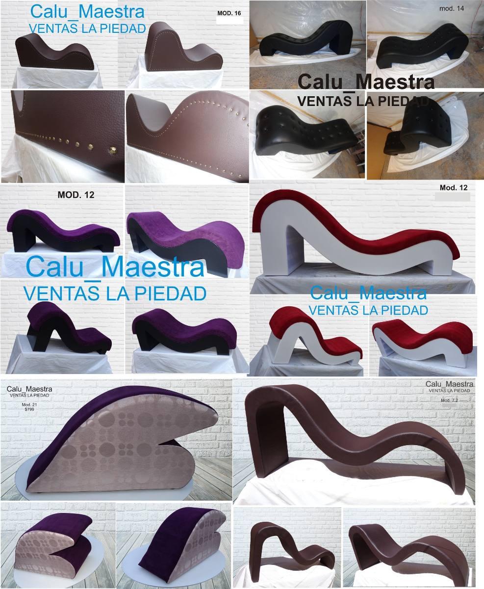 Sillon Minimalista Descanso, Camastra, Sillon Tantra Premier  $ 2,950