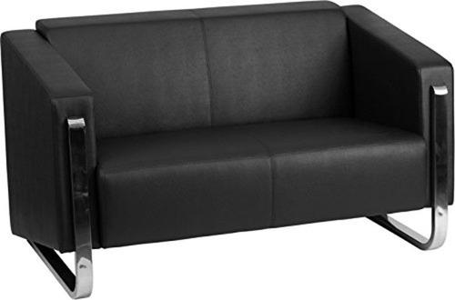 sillón minimalista importado hercules gallant piel europea