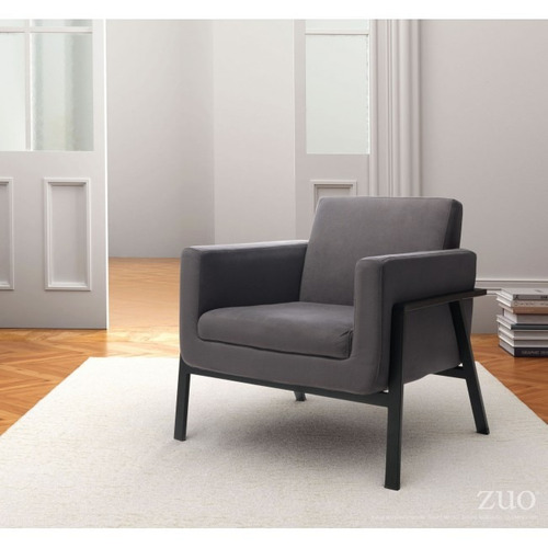 sillon modelo homestead - gris këssa muebles.