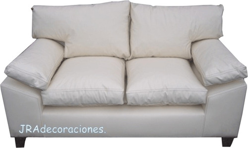 sillon modelo italiano 2 cuerpos, tapizado en ecocuero!!!