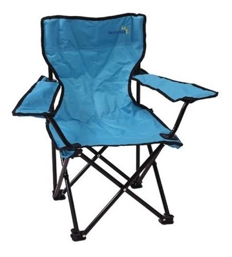 sillón niño  plegable descansar director camping