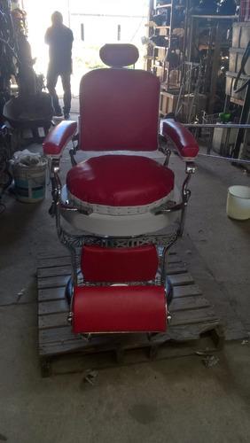 sillon para barbero de principios del siglo xx años 30s