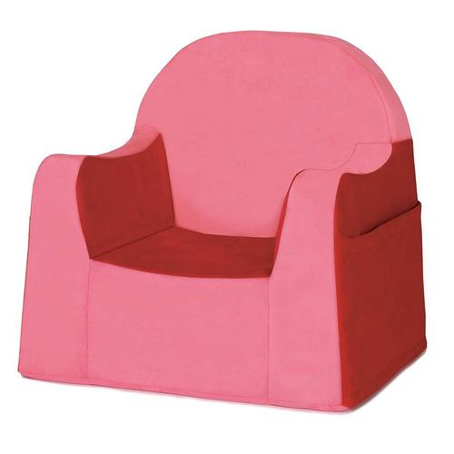 sillon para niños pkolino rojo