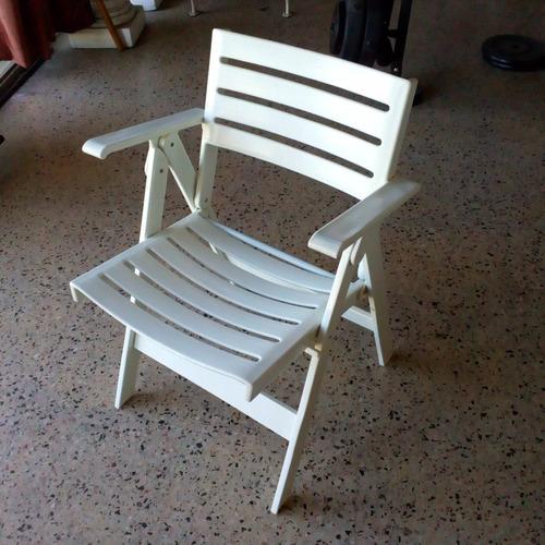 sillón plegable delta munro