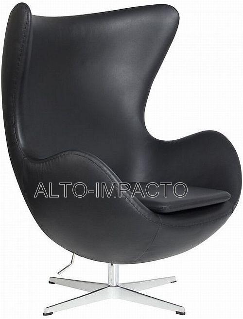 Sillon Poltrona Egg Arne Jacobsen Relax Alto Impacto 29990