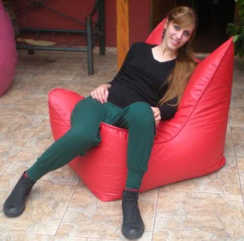 sillón pouf puff gigante , 80x80x80 metro 14 de la florida