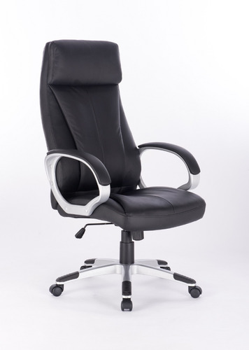 sillón presidente super confort oficina ejecutivo pc cromado