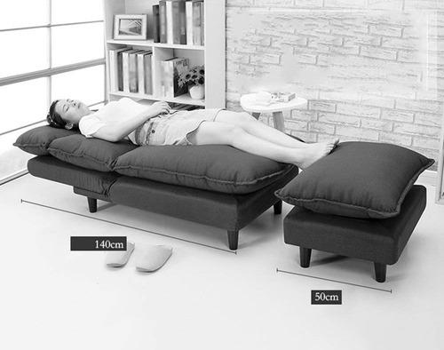 sillon puff lounge gamer relax para sala con envío gratis