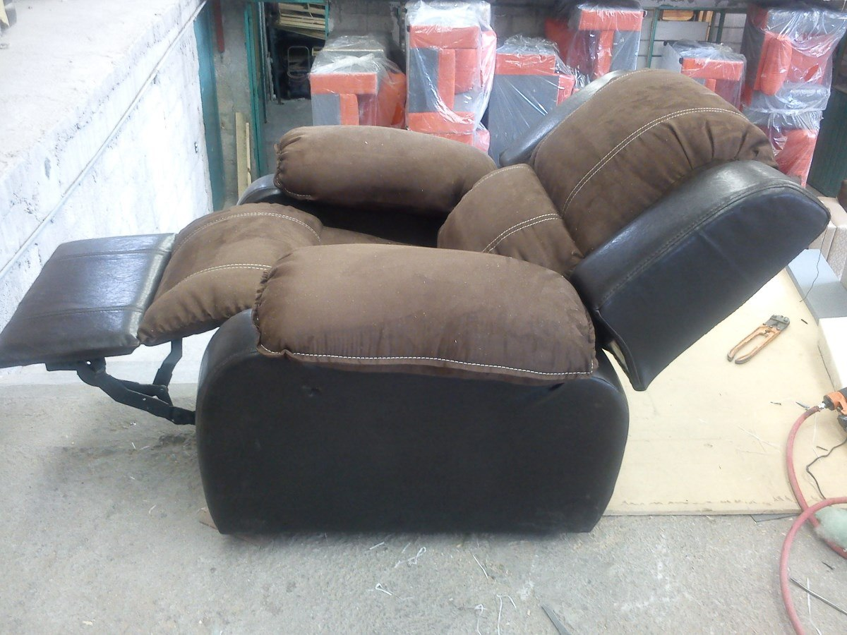 sillon reclinable con chicote 4 en mercado libre