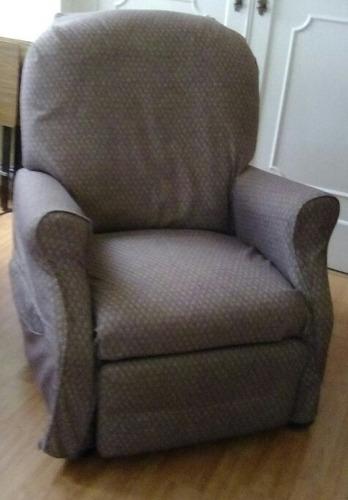 sillon reclinable eléctrico especial para 3a edad