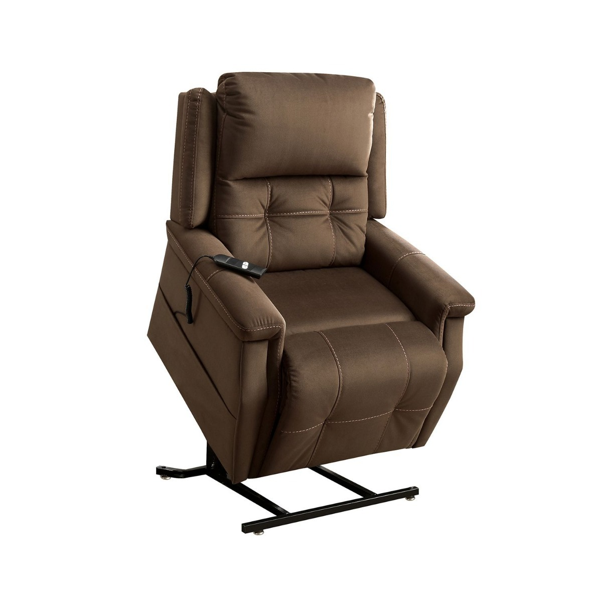 Sillon Reclinable Electrico Home Meridian Doble Motor