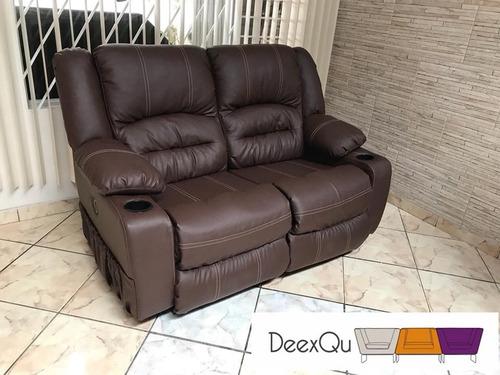 sillón reclinable gales doble manual