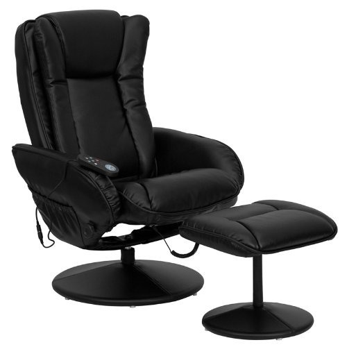 sillon reclinable para masaje con control bt-7672