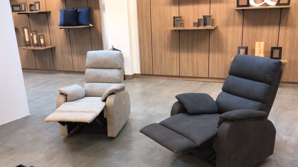 Sillon Reclinable Para Sala U S 270 00 En Mercado Libre -> Sillones Para Sala De Tv