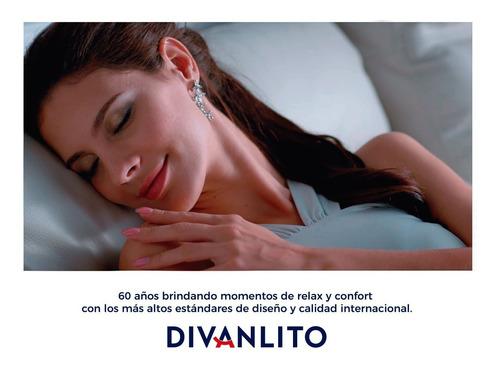 sillon relax divanlito reclinable ulises 1 cuerpo