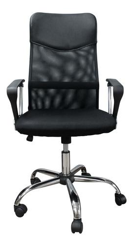 sillon respaldo alto escritorio basculante reforzada
