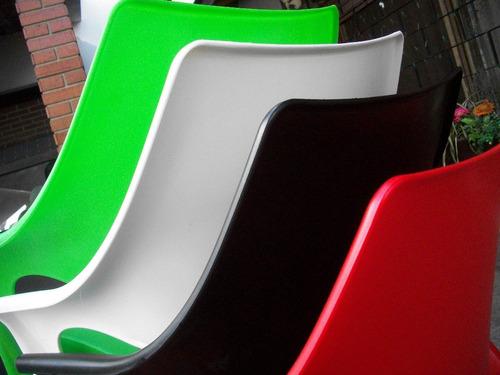 sillon rubi apilable reforzado diseño
