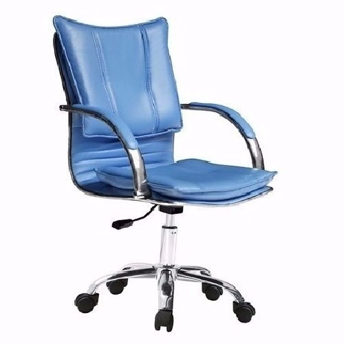 Sillon silla butaca ejecutiva para oficina o peluquer a for Sillas de ruedas usadas