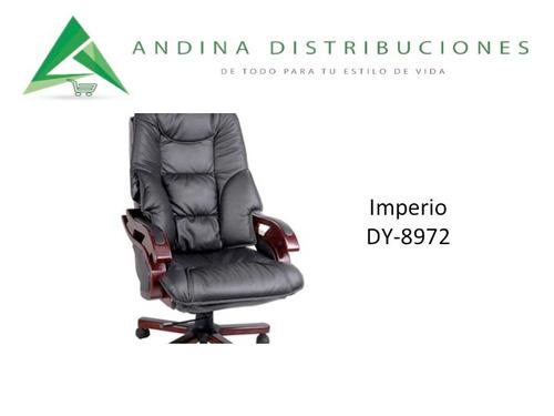 sillón silla ejecutivo para oficinas imperio / madonna