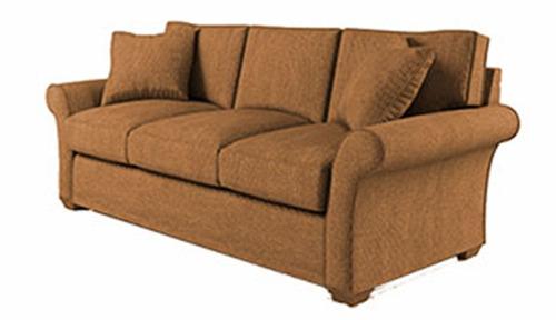 sillon sofa 3 cpos patas metal 1.70 a 2.00 mts habitat deco.