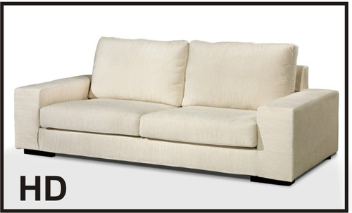 sillón sofa cama 2 plazas alta gama c/mecan habitat deco.