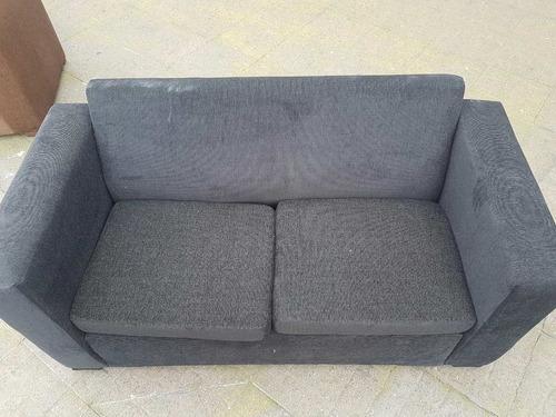 sillon, sofa, cubo arquiplast tela chenille 2 cuerpos