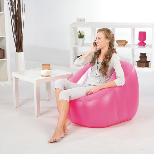 sillon sofa cubo inflable bestway
