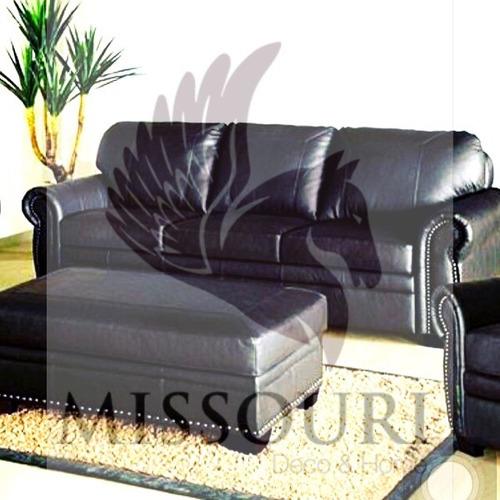 sillon sofa cuero vacuno de fabrica color a eleccion