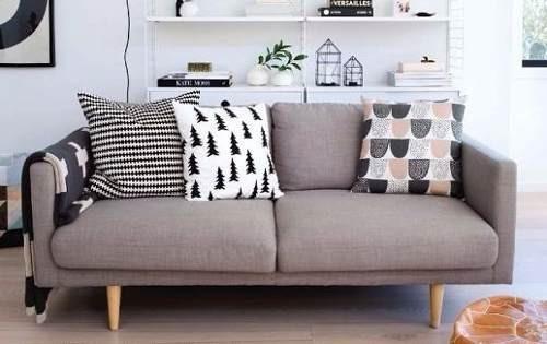 sillon sofa en lino antimanchas linea premium!!