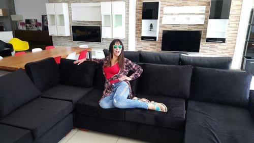 sillon sofa esquinero premium versatil  rinconero megahot
