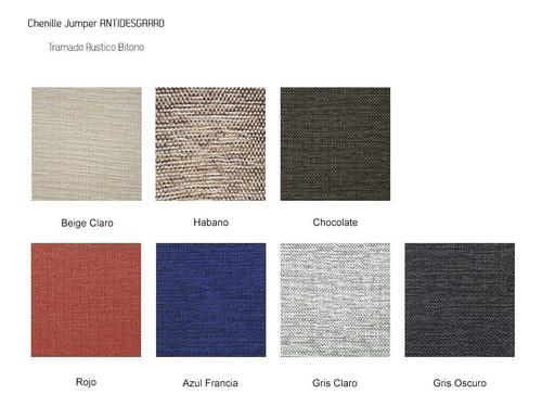 sillon sofa esquinero versatil premium 12 cuotas fullconfort