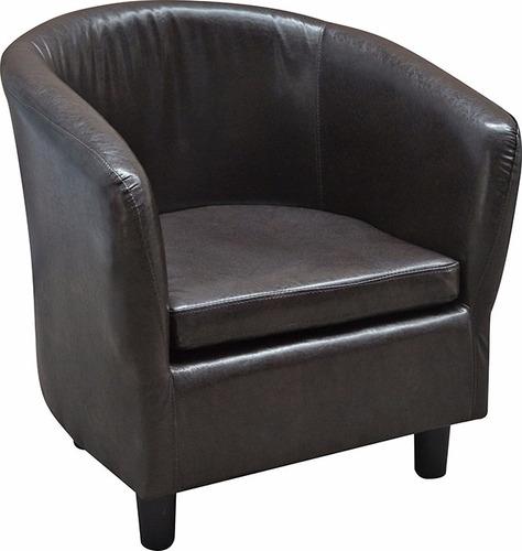sillon - sofa - poltrona - butaca - living - cuerina