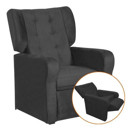 sillon sofa poltrona reclinable living butaca compramas