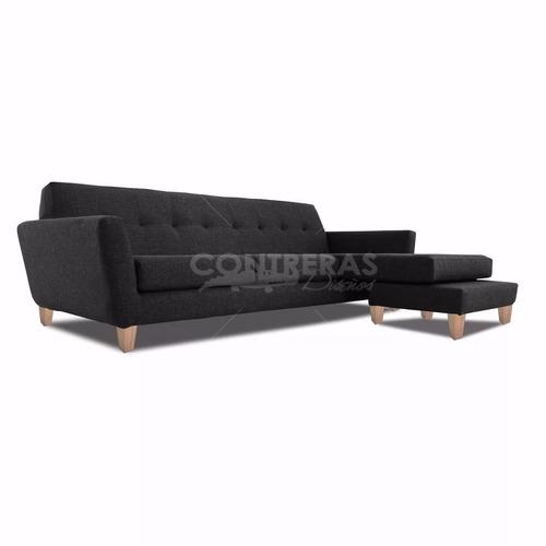 sillon sofa retro esquinero reversible vintage 2,10 x 1,50