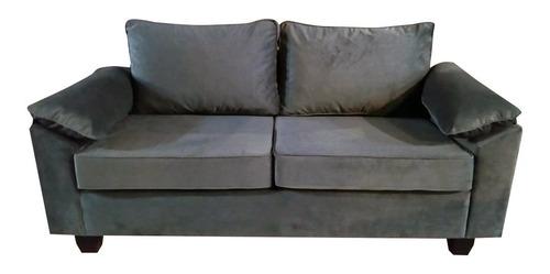 sillon sofa suizo 3 cuerpos x 2 mts