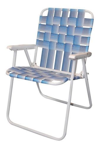 sillón tejido posta